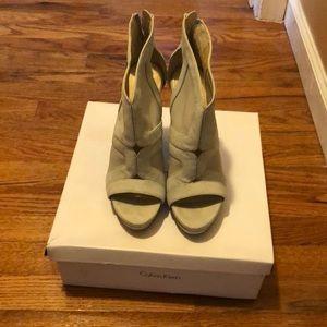 New Ladies Calvin Klein sandals